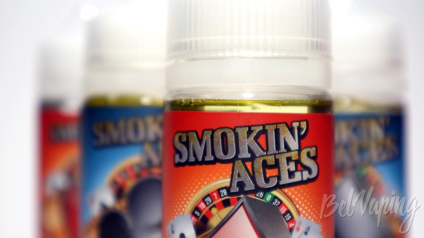 Обзор жидкости Smokin' Aces от Fogmix