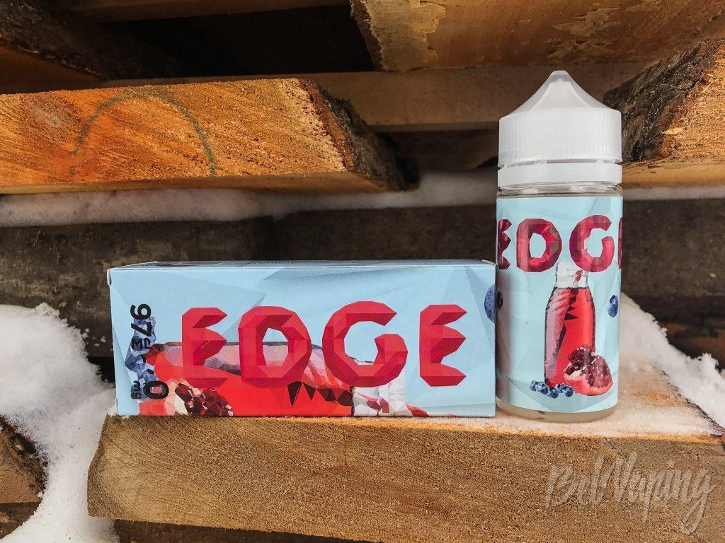 Жидкость EDGE - вкус Лимонад с черникой и гранатом