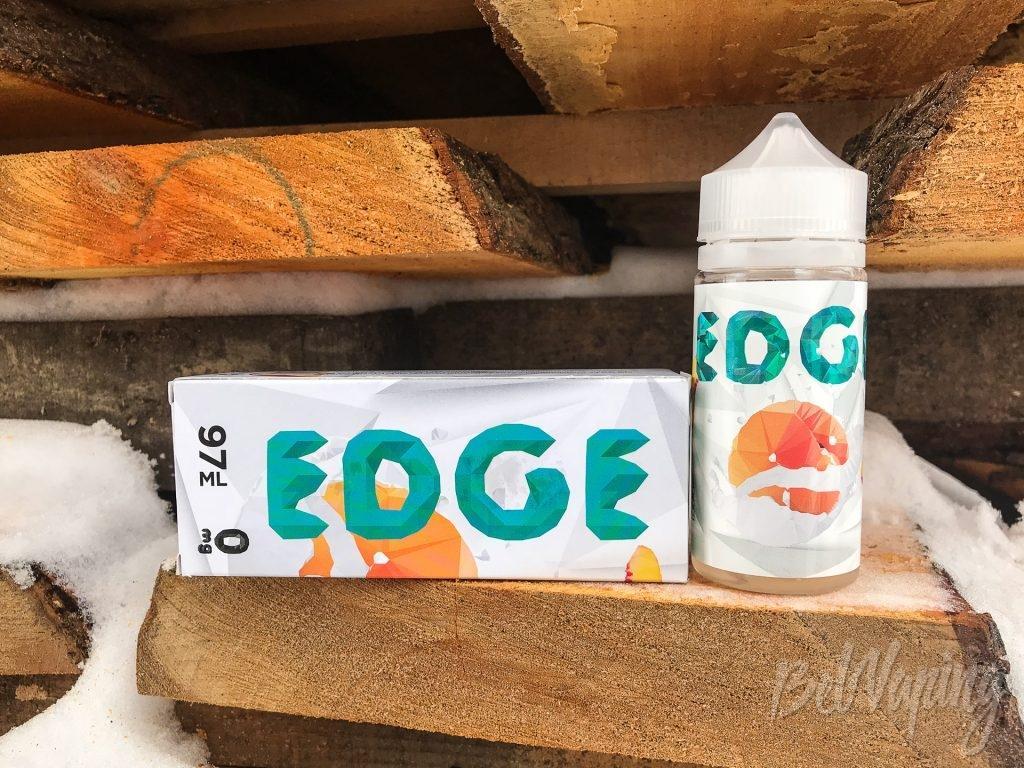 Жидкость EDGE - вкус Нектарин со взбитыми сливками