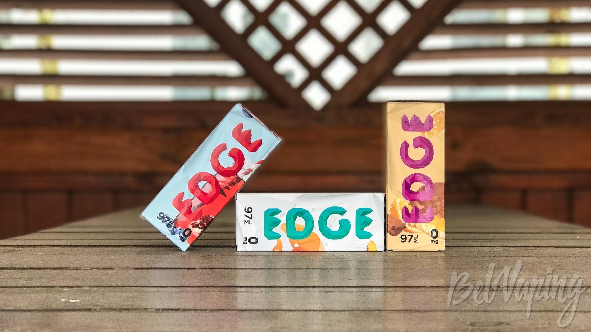 Обзор жидкости EDGE