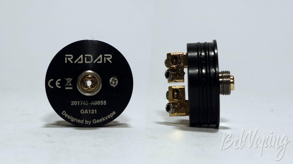 GEEK VAPE RADAR RDA - сквонк коннектор