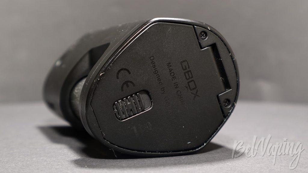 GEEK VAPE GBOX MOD - крышка батарейного отсека