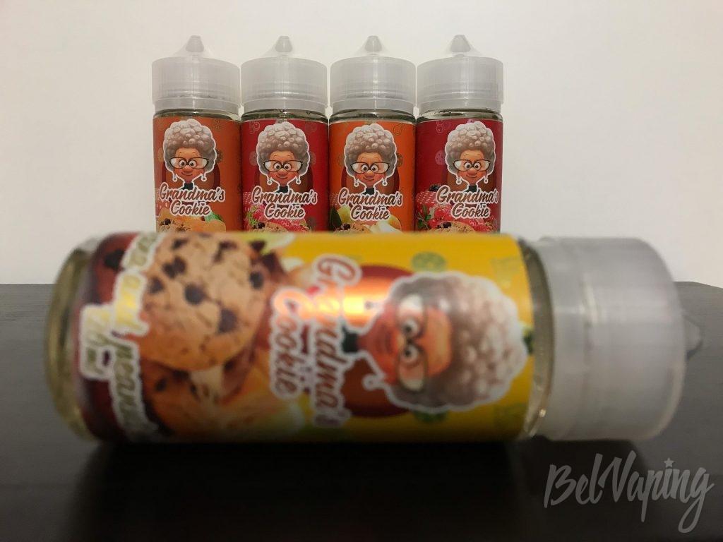 Жидкости Grandma's Cookies