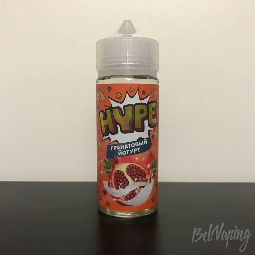 Жидкость HYPE - Гранатовый йогурт