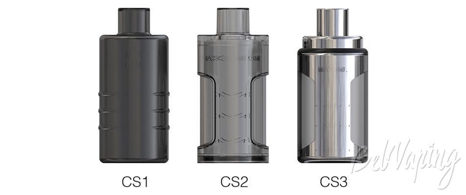Баночки для IJOY CAPO Squonk CS1, CS2 и CS3
