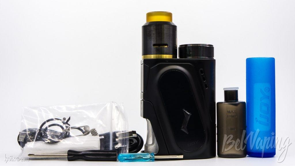 Комплект iJoy CAPO Squonk Kit