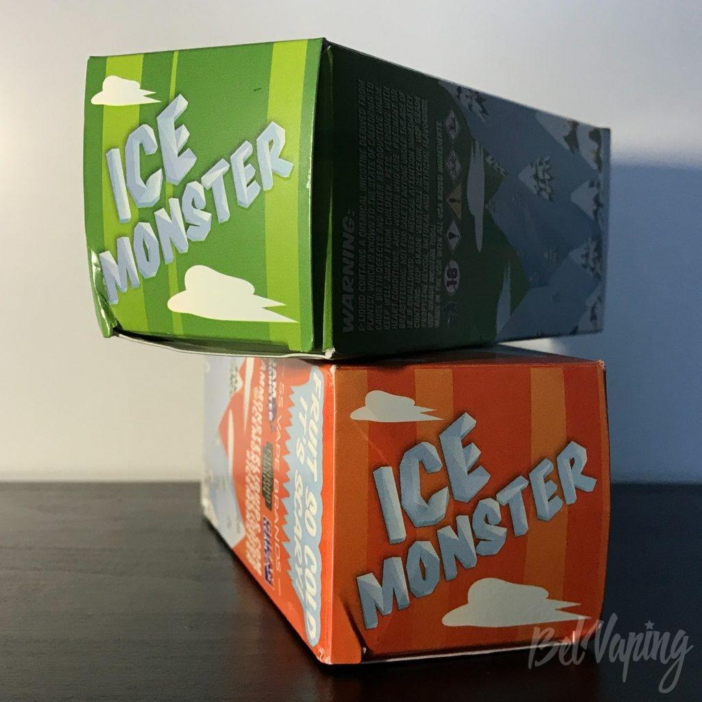 Упаковка жидкости Ice Monster