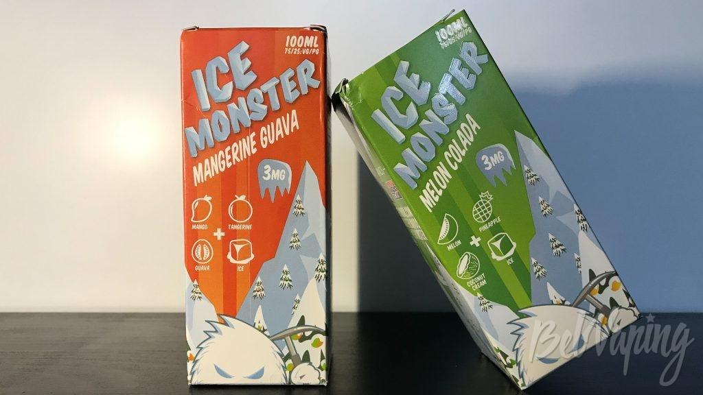 Жидкости Ice Monster