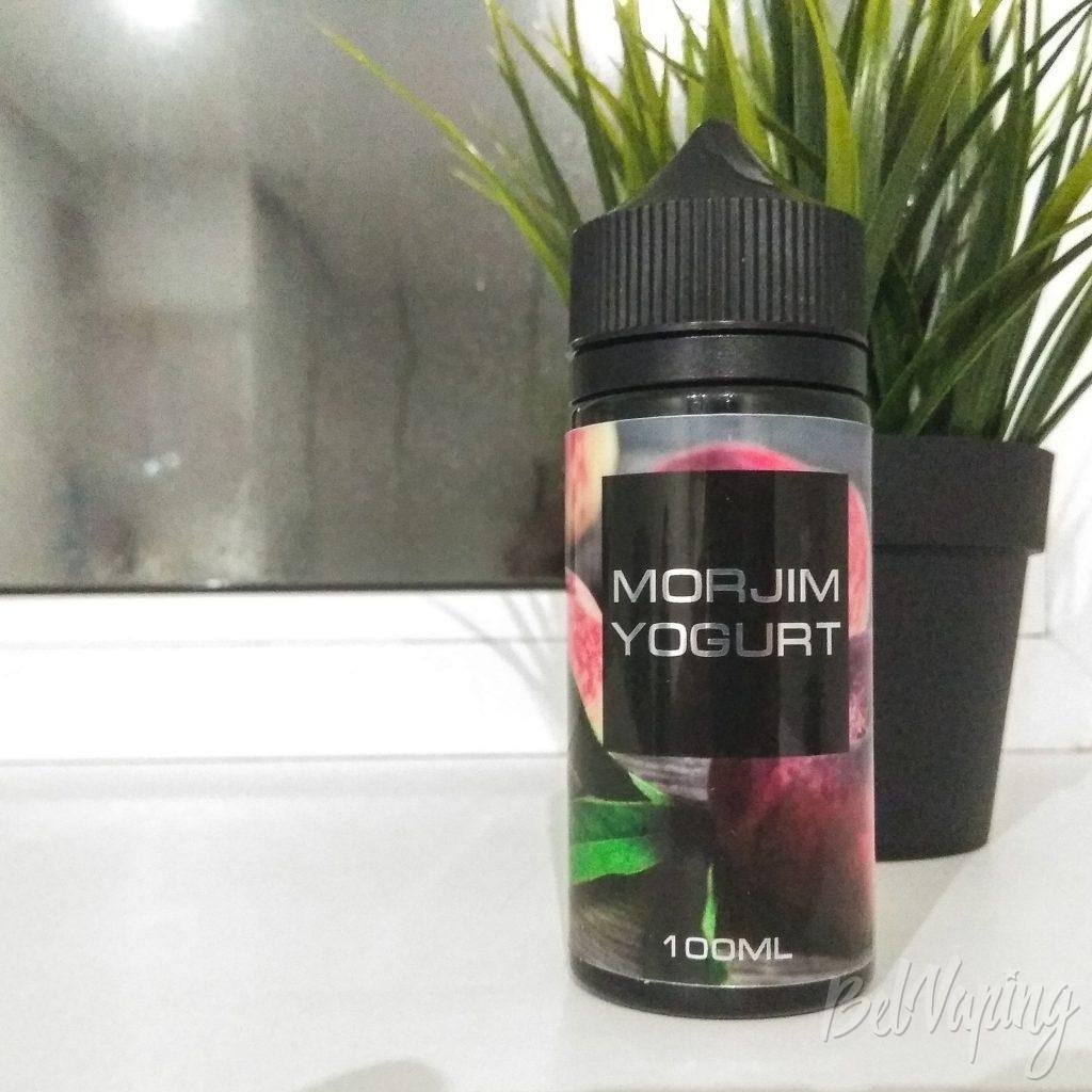 Жидкость Morjim Yogurt - Йогурт с персиком