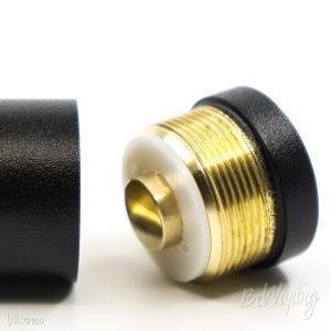 Соединение кнопки с корпусом в мехмоде Silent 20700