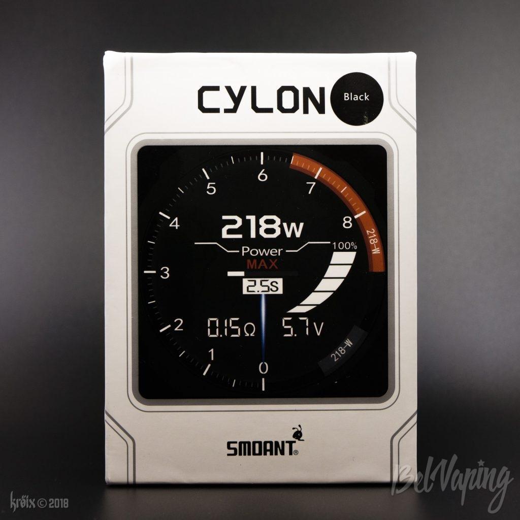 Упаковка Smoant Cylon 218W