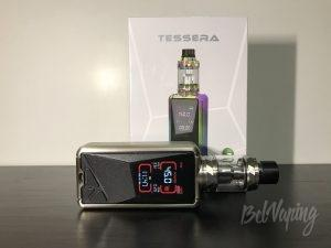 Внешний вид Eleaf TESSERA with ELLO TS