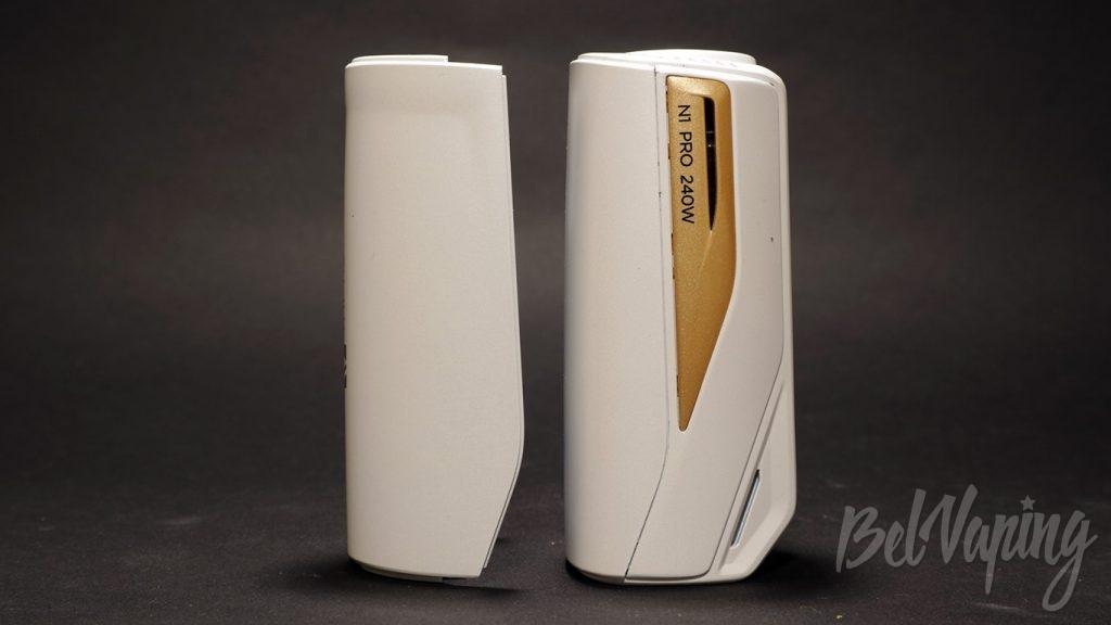 Vaptio N1 PRO 240W - разные крышки