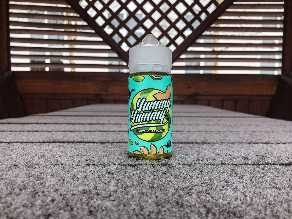 Жидкость Yummy Yummy - Cantaloupe Candy