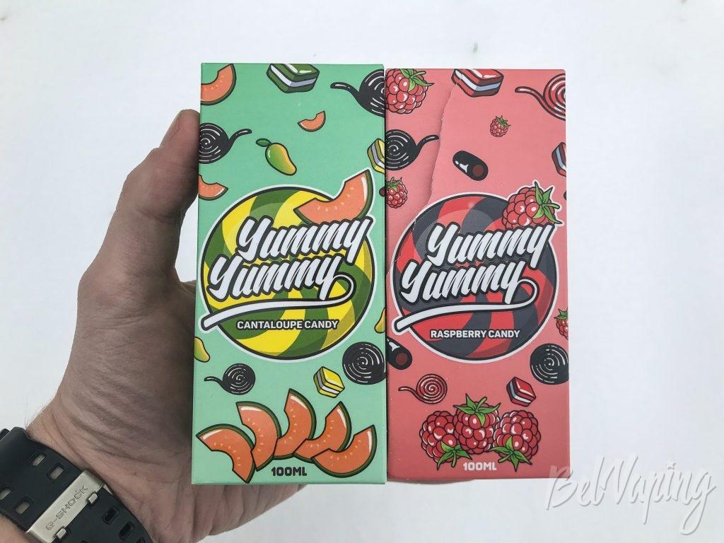 Жидкости Yummy Yummy