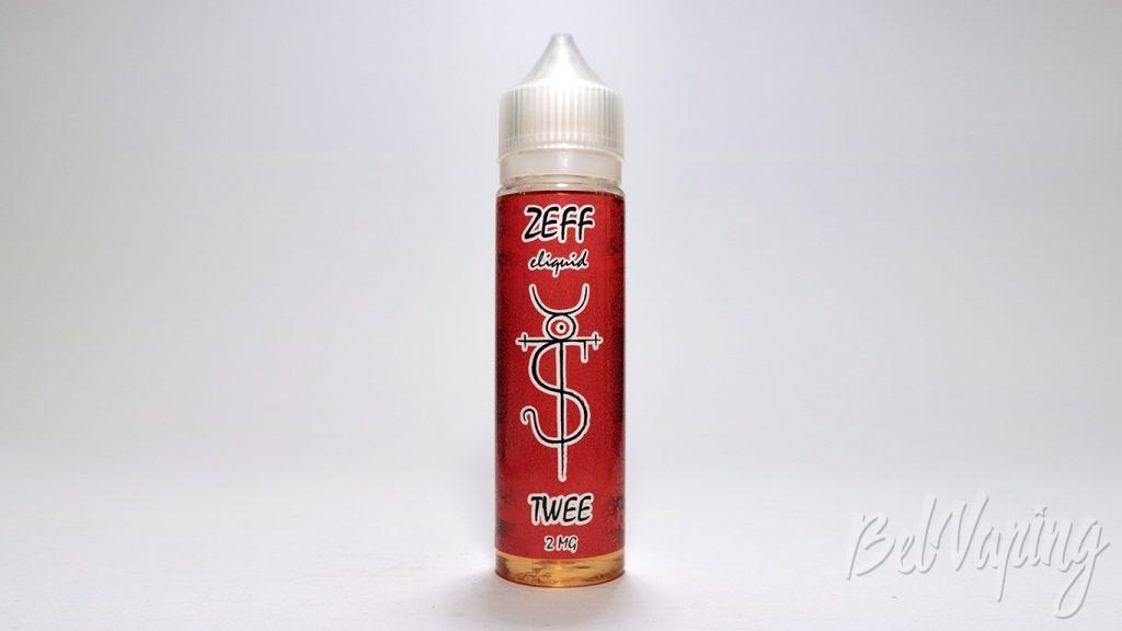 Жидкость ZEFF - вкус TWEE