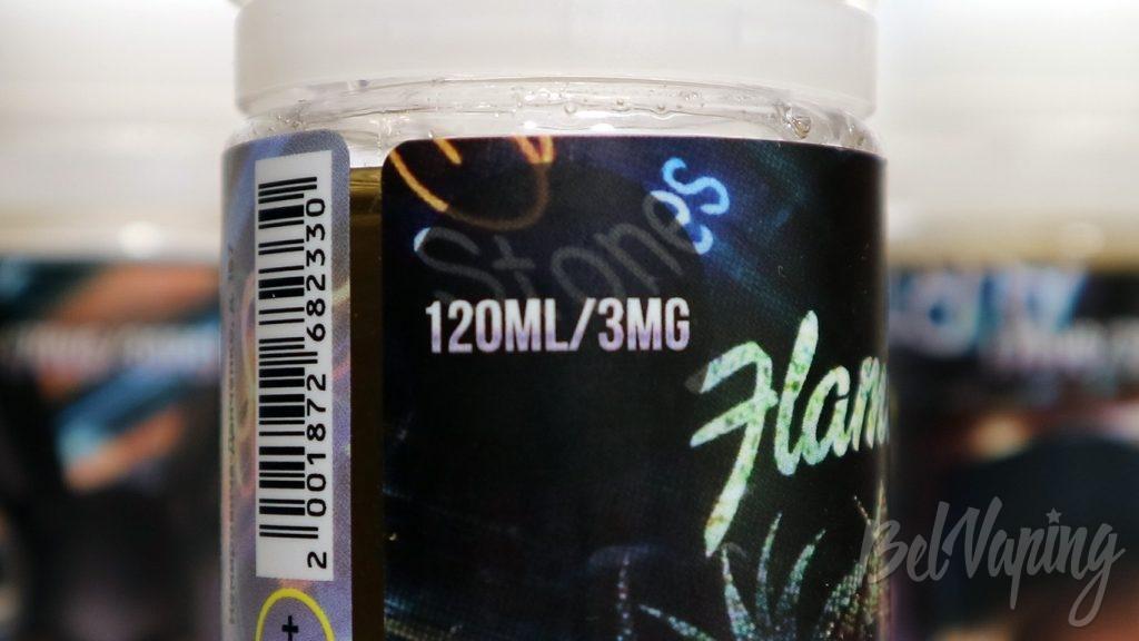 Жидкости Allusion - объём и содержание никотина