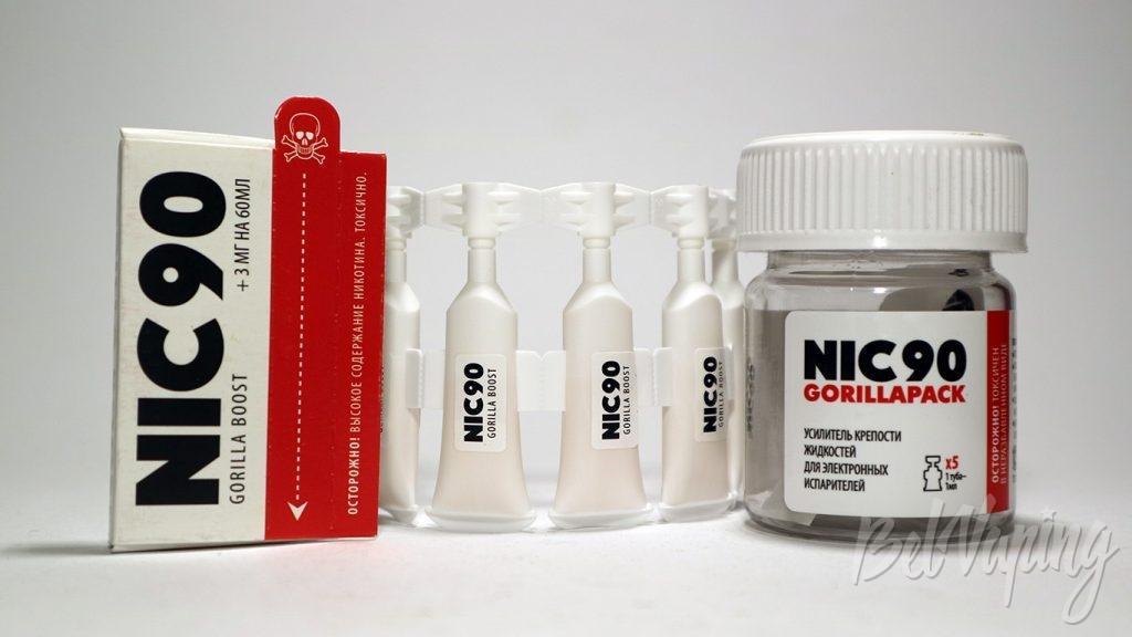 Никобустер NIC90 - GORILLAPACK