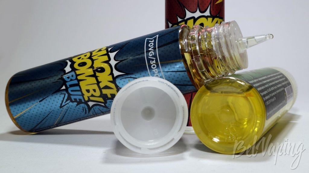 Жидкости SMOKE BOMB! - тара