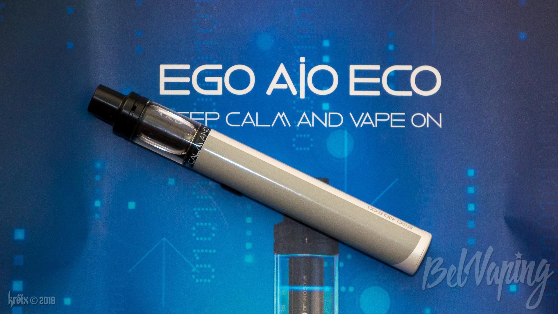 Обзор eGo AIO ECO от Joyetech