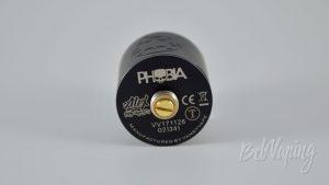 Phobia RDA обзор - внешний вид, база, обдув