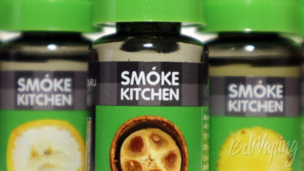 Обзор ароматизаторов Smoke Kitchen JUNGLE