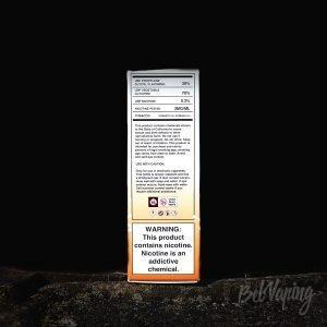 Упаковка жидкости BLVK MILK BOX
