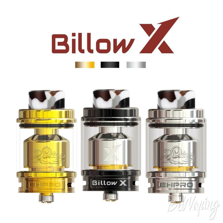 Внешний вид EHPRO Billow X