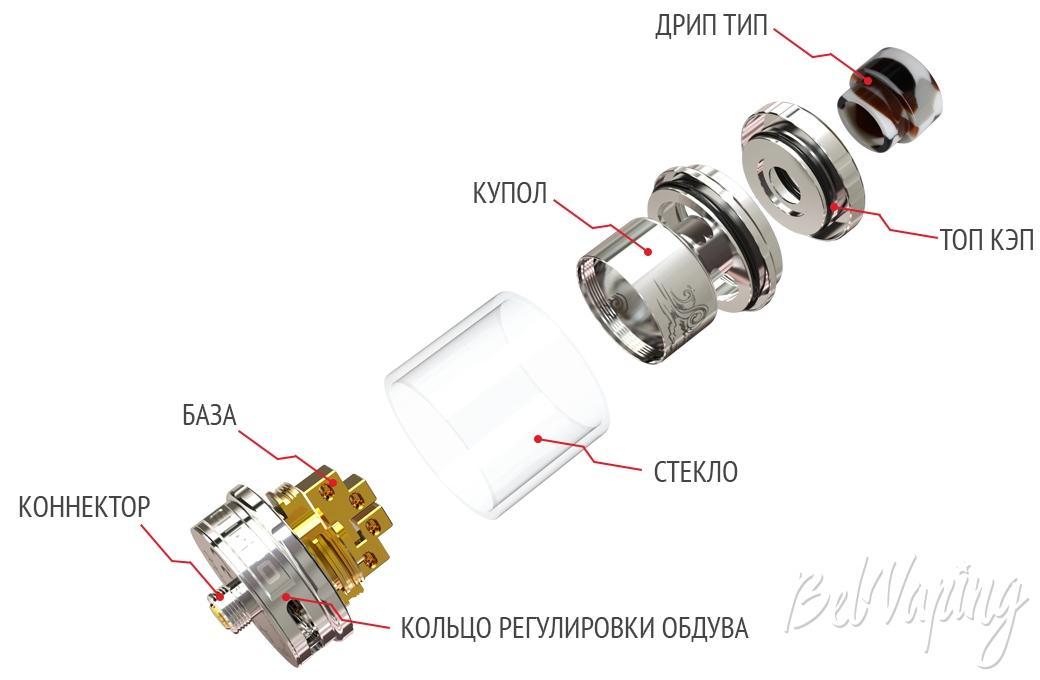 Конструктив EHPRO Billow X