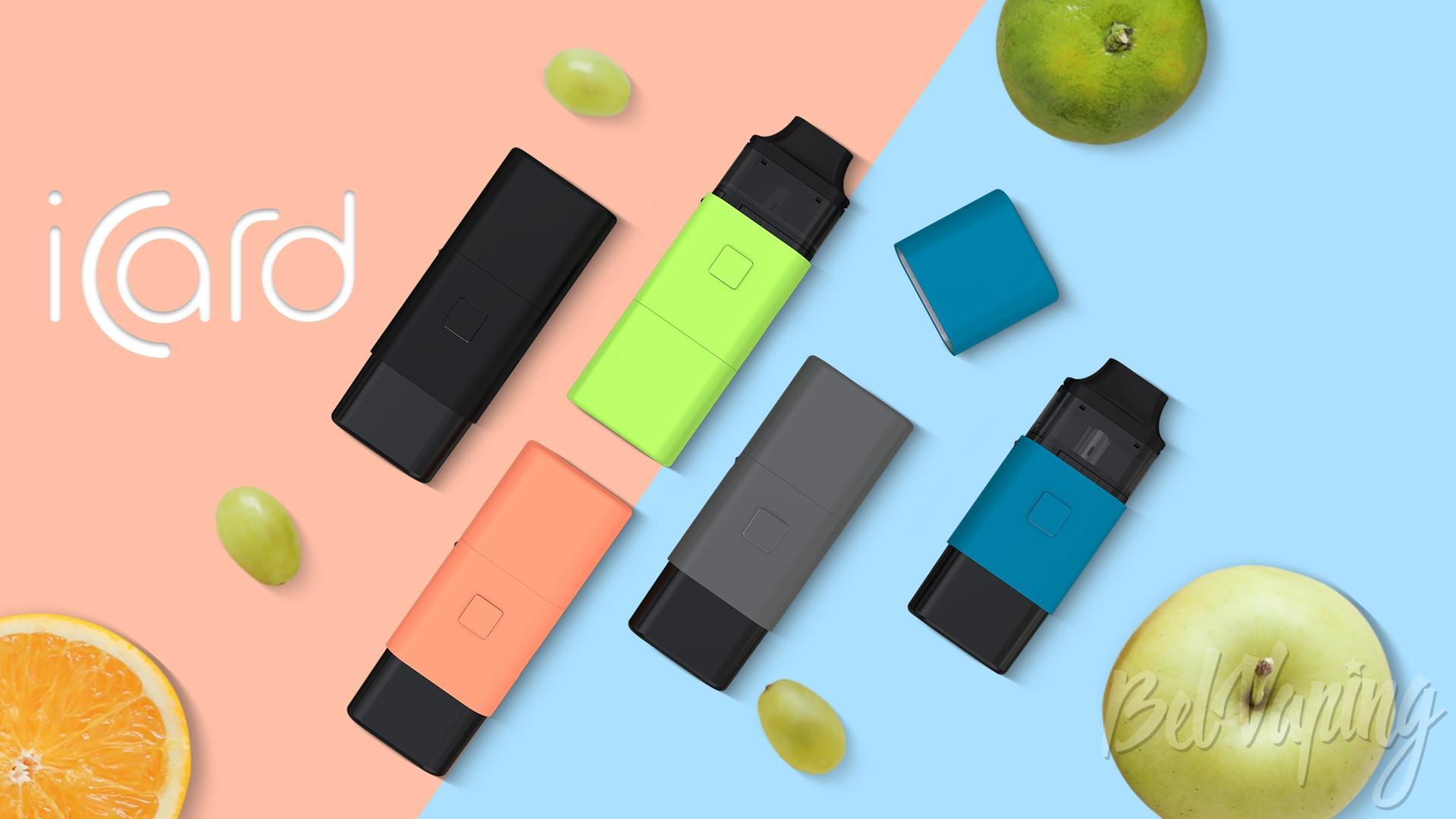Eleaf iCard Starter Kit. Первый взгляд