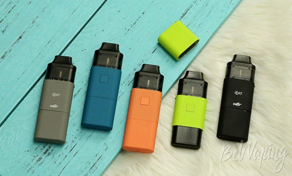 Внешний вид Eleaf iCard Starter Kit
