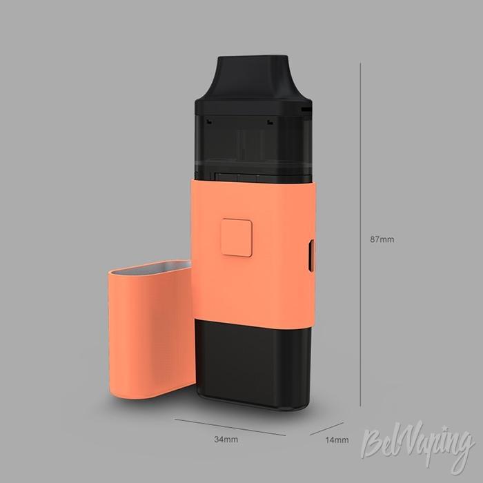 Габариты Eleaf iCard Starter Kit