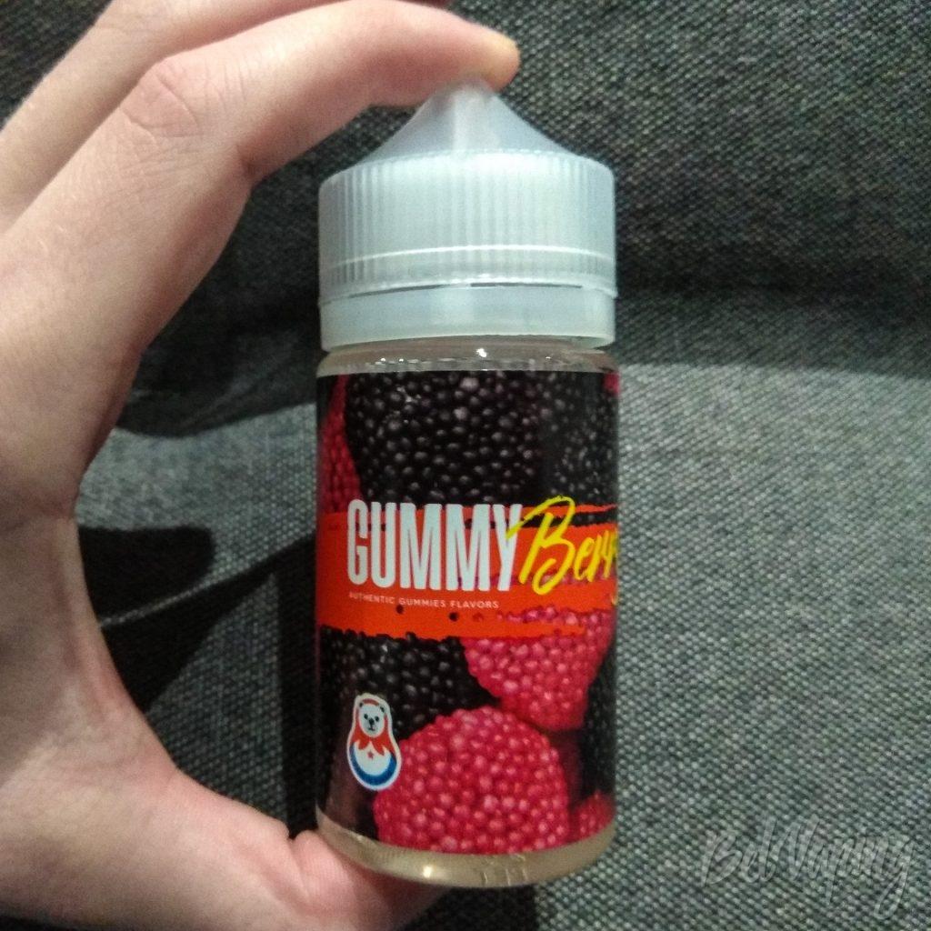 Жидкость GummyBerry