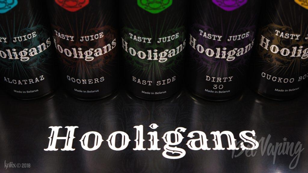 Жидкости Hooligans