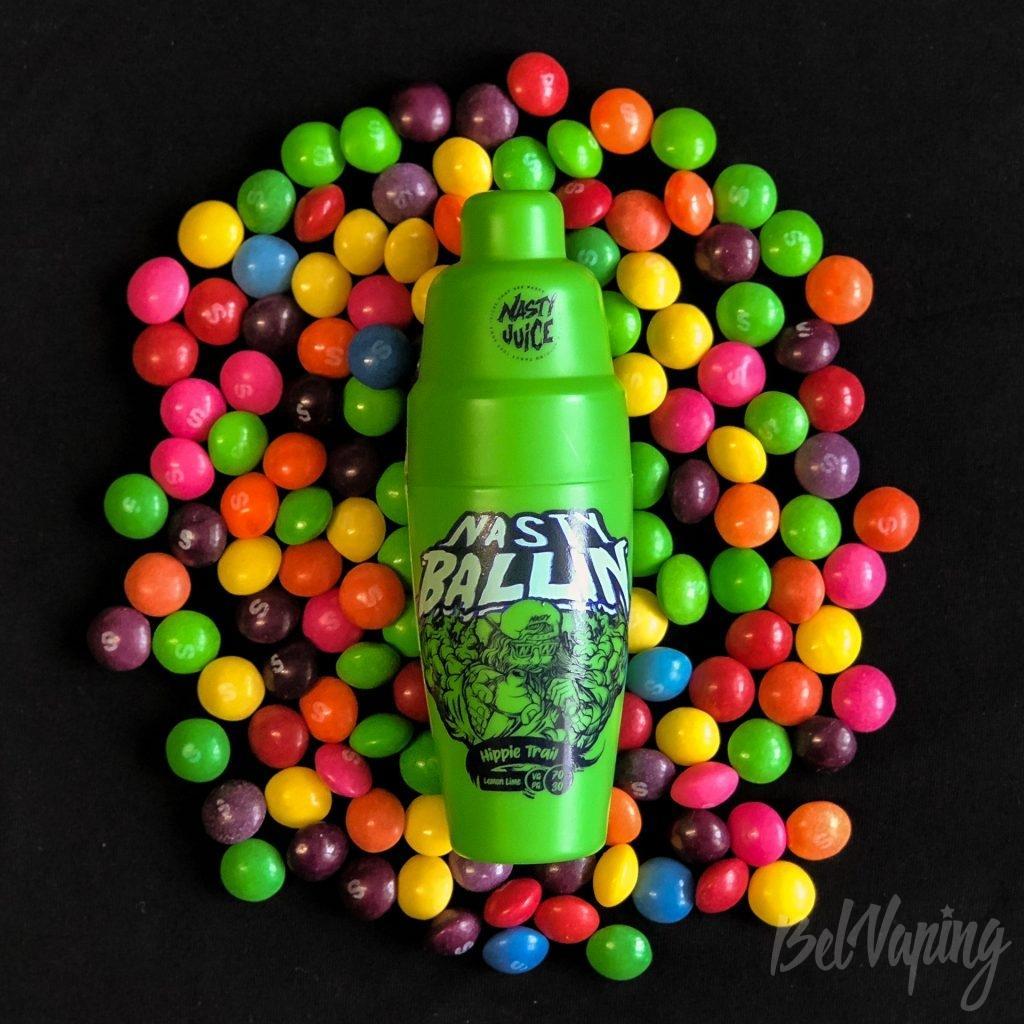 Жидкость Nasty Ballin - Hippie Trail