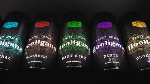 Обзор жидкости Hooligans от Insteam