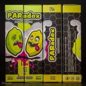 Коробка жидкости PARadox