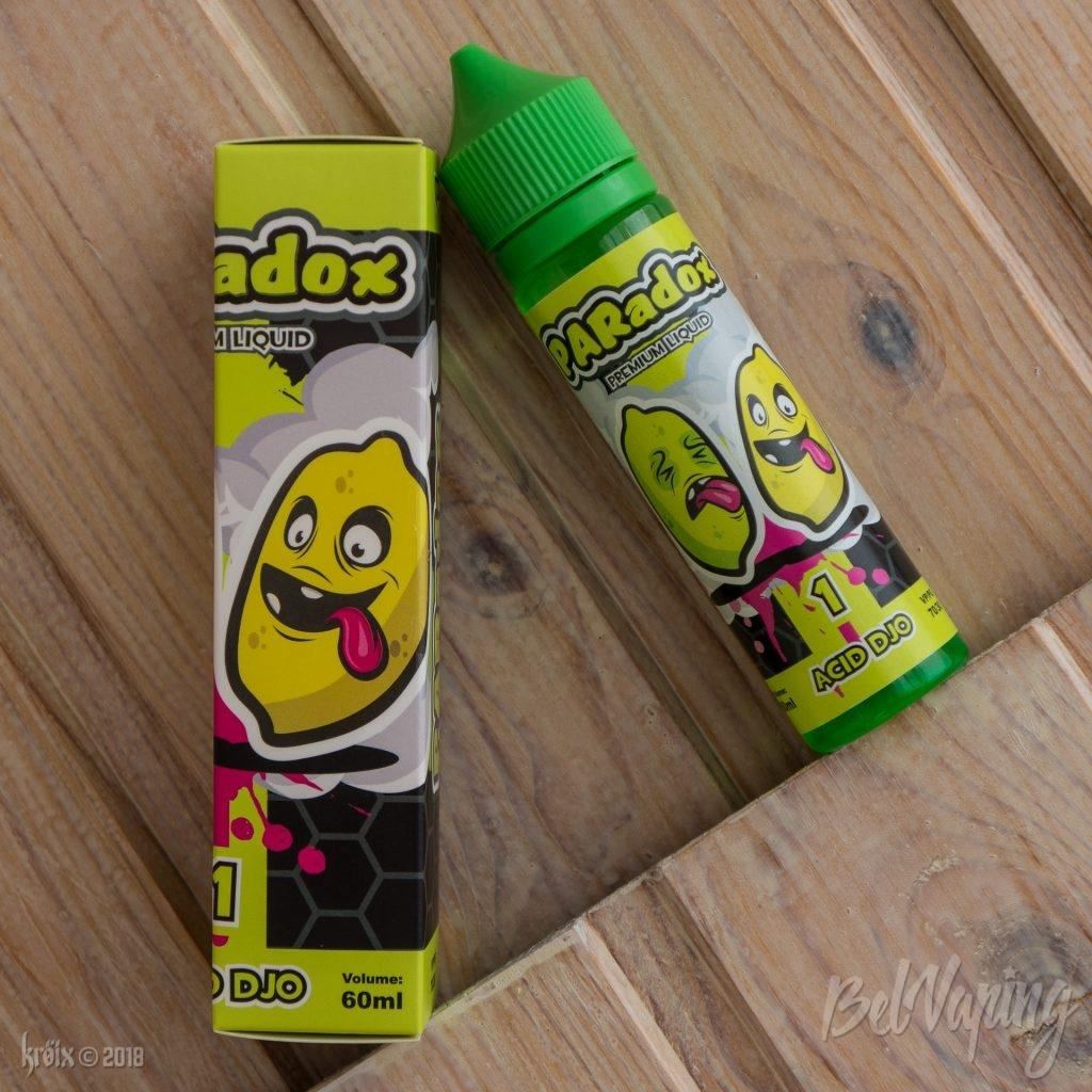Жидкость PARadox - Acid Djo