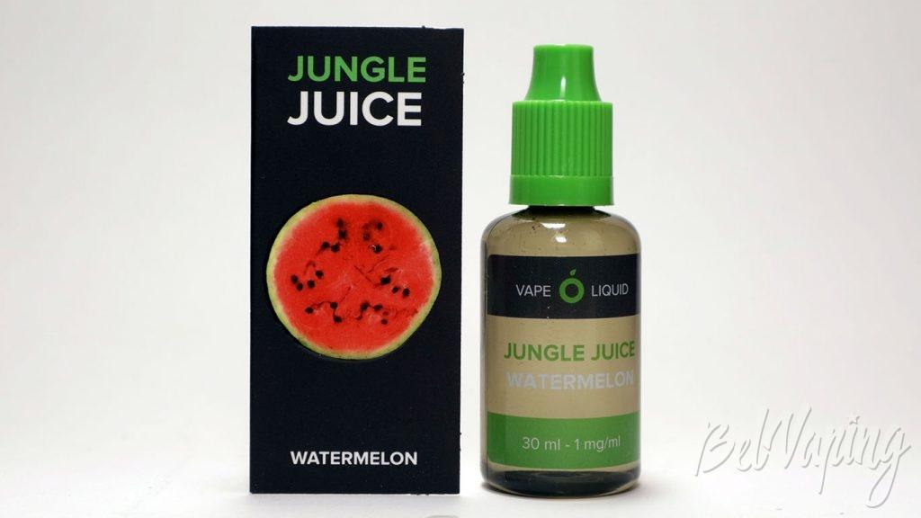 Жидкости Jungle Juice от Smoke Kitchen - вкус WATERMELON