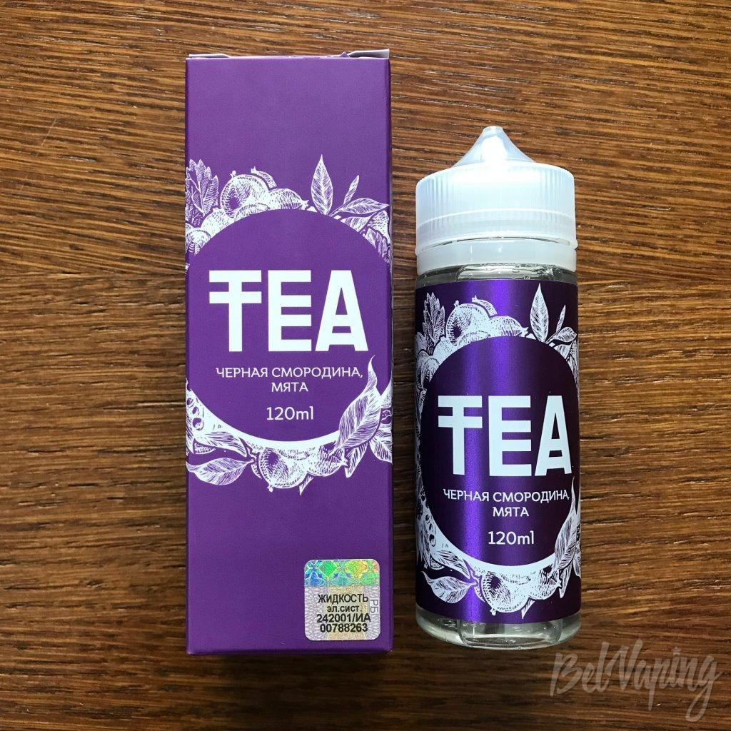 Жидкость TEA - Черная смородина, Мята