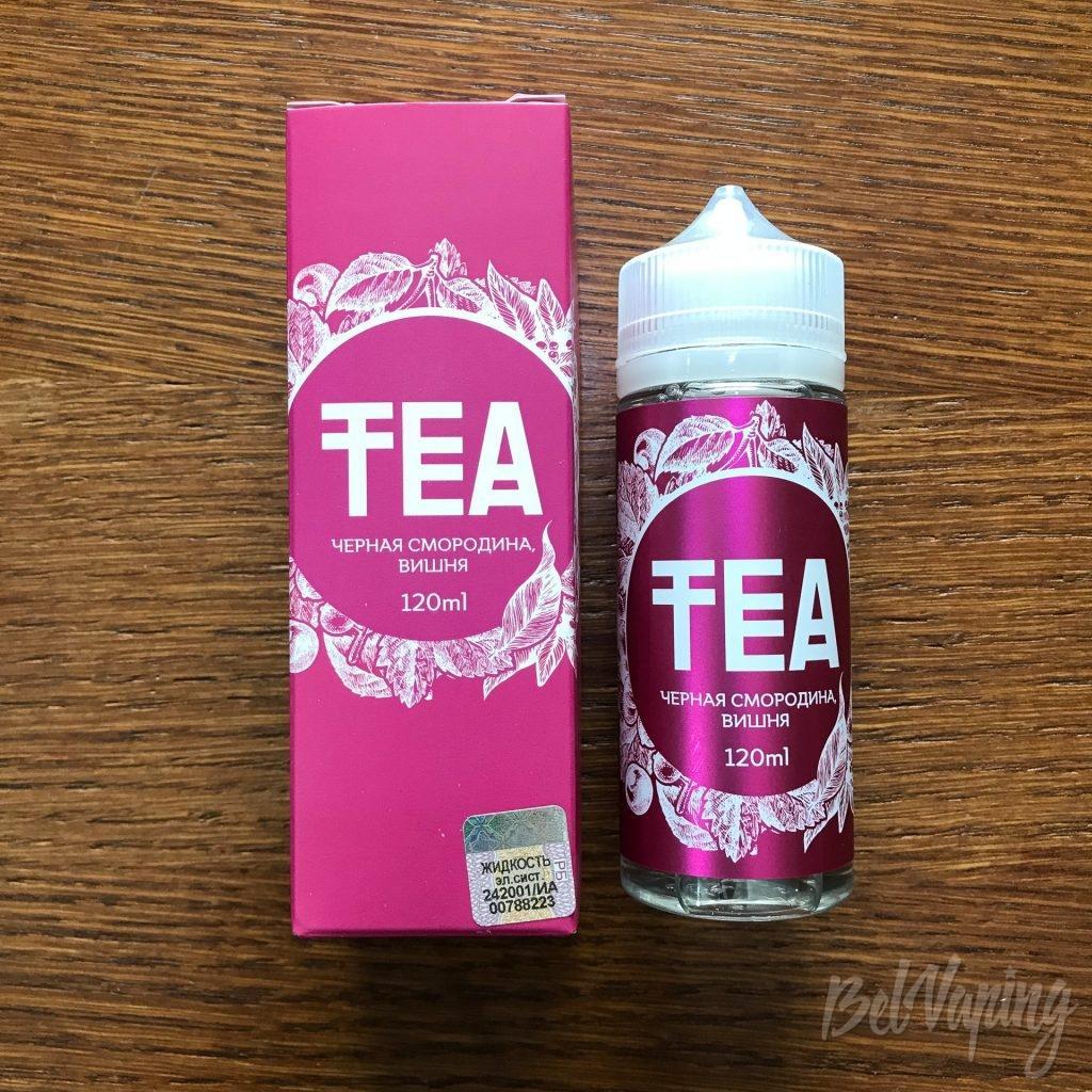 Жидкость TEA - Черная смородина, Вишня