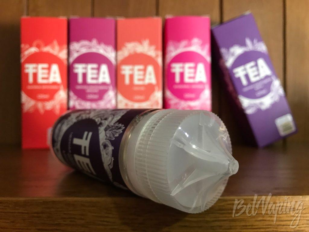 Флакон жидкости TEA