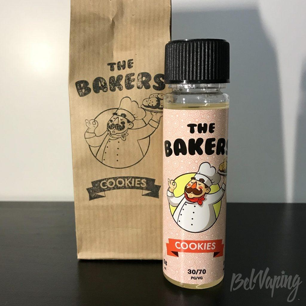 Жидкость The Bakers - Cookies