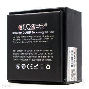Упаковка Oumier VLS RDA