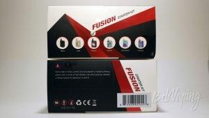 Vaptio FUSION Starter Kit - упаковка
