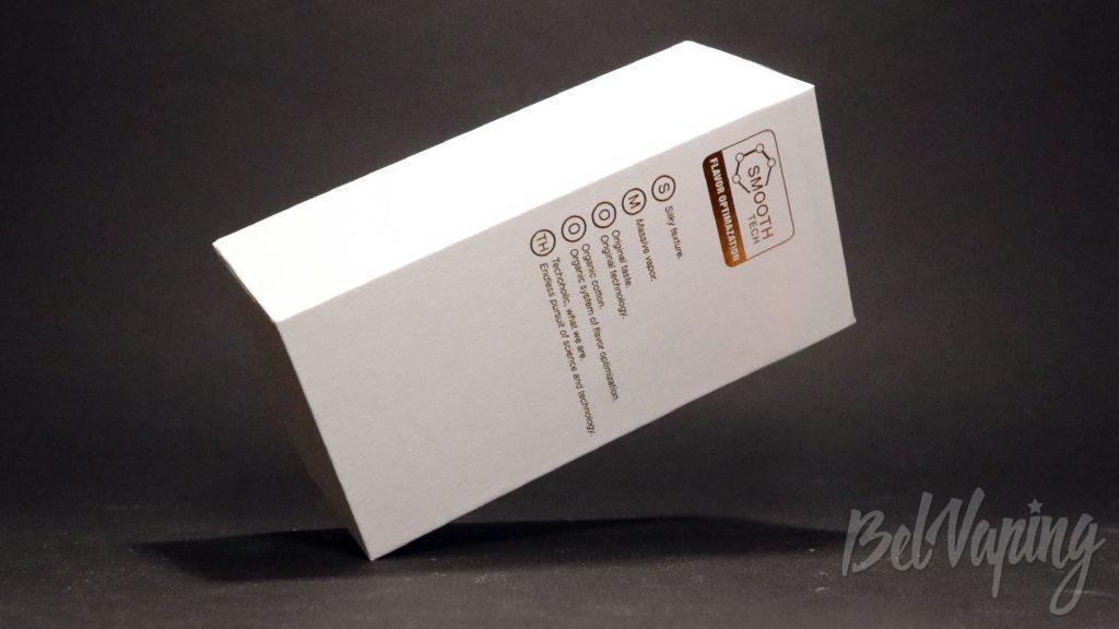 Vaptio TURBO RDTA-L -упаковка