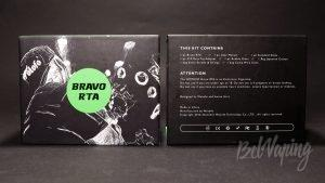 WOTOFO BRAVO RTA - упаковка