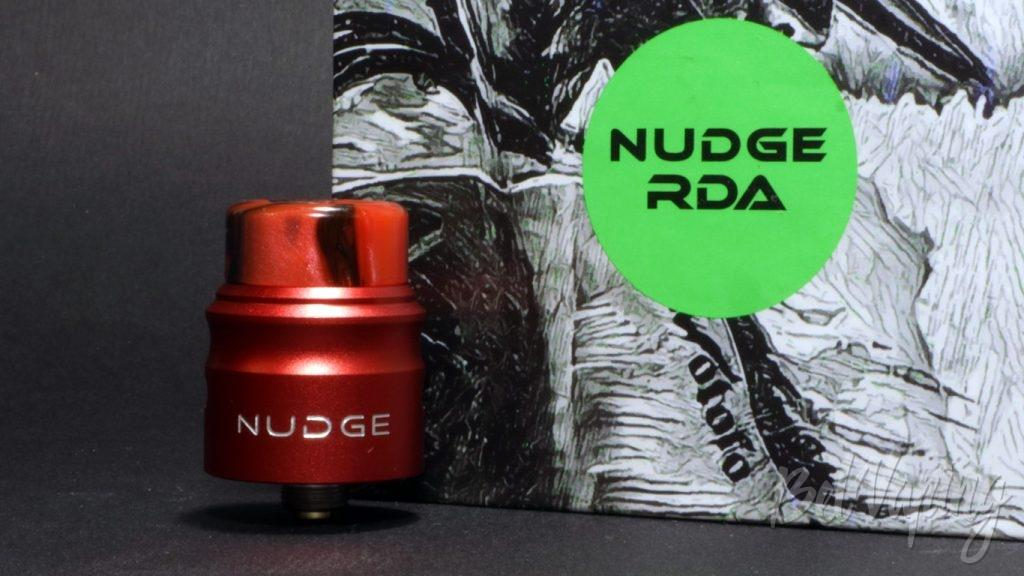 Обзор Wotofo NUDGE RDA 22mm