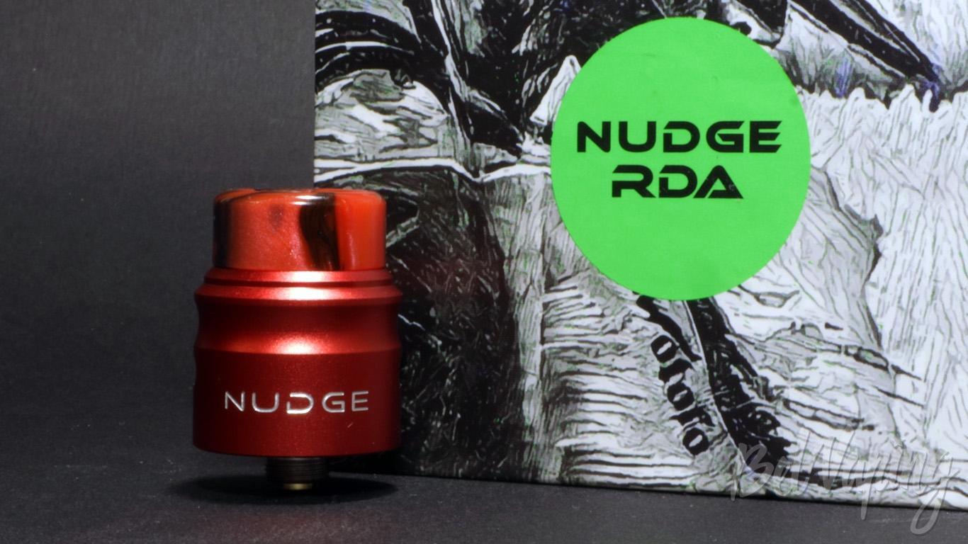 Обзор Wotofo NUDGE RDA 22mm
