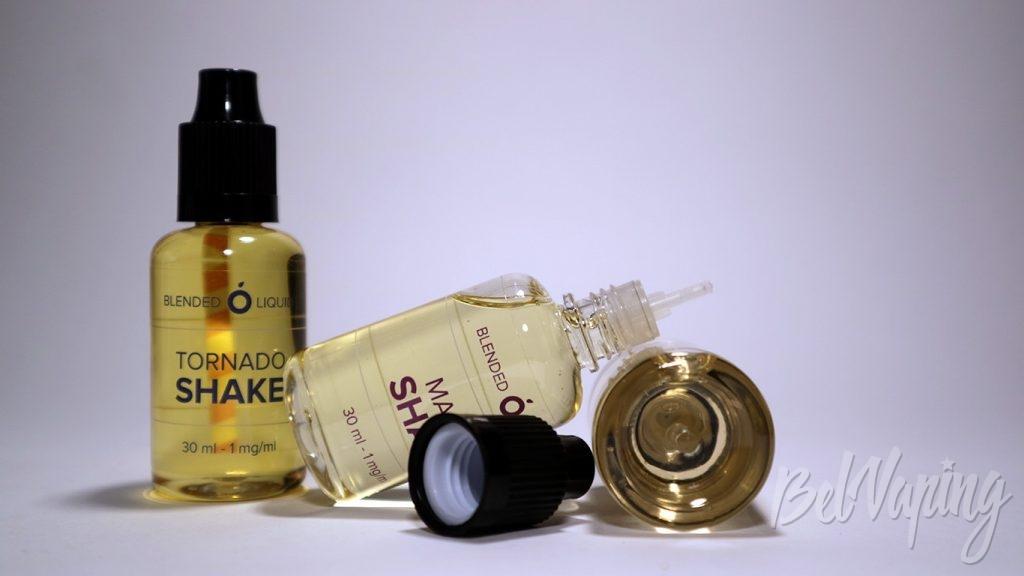 Жидкости Smoke Kitchen SHAKE - бутылочка в подробностях